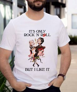 Rolling Stones Its only rock N Roll but I like it shirt