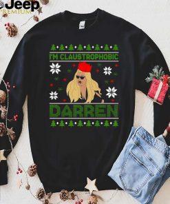Santa Gemma Collins I'm Claustrophobic Darren Christmas