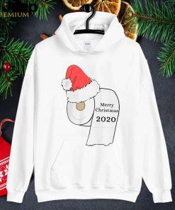 Santa Hat Toilet Paper Merry Christmas 2020 Sweat