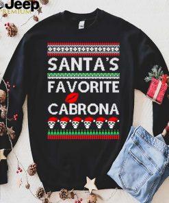 Santas favorite cabrona og navidad ugly christmas
