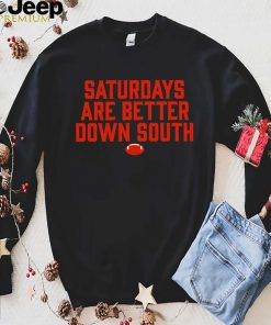 Saturdays Are Better Down South Blue