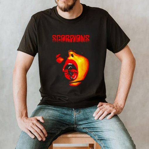Scorpions Rock You Like a Hurricane shirt