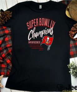 Super Bowl LV champions Tampa Bay Buccaneers 6 time division champion shirt 8