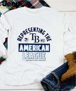 Tampa Bay Rays AL Champions White