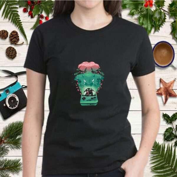 The Grass Monster T Shirt 2