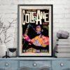 The mecca of jazz john coltrane poster