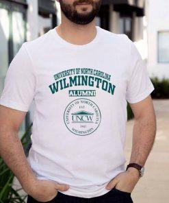 University Of North Carolina Wilmington Alumni Shirt