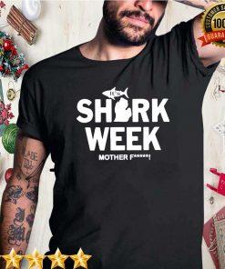 Whitmer's it's shark week Motherfucker