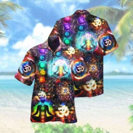 Yoga Take Time For Your Soul Hawaiian Hawaiian Shirt
