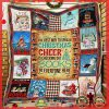 The Best Way To Spread Christmas Cheer Books Quilt