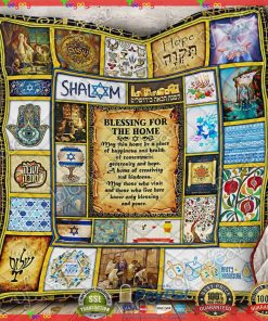 The Jewish Home Quilt