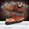 Clemson Tiger Pride Yeezy Sneaker shoes