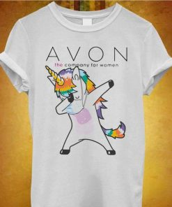 Dabbing unicorn mask avon the company for women logo coronavirus