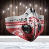 Holden logo filter activated carbon face mask