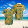 Jacksonville jaguars team hawaiian shirt