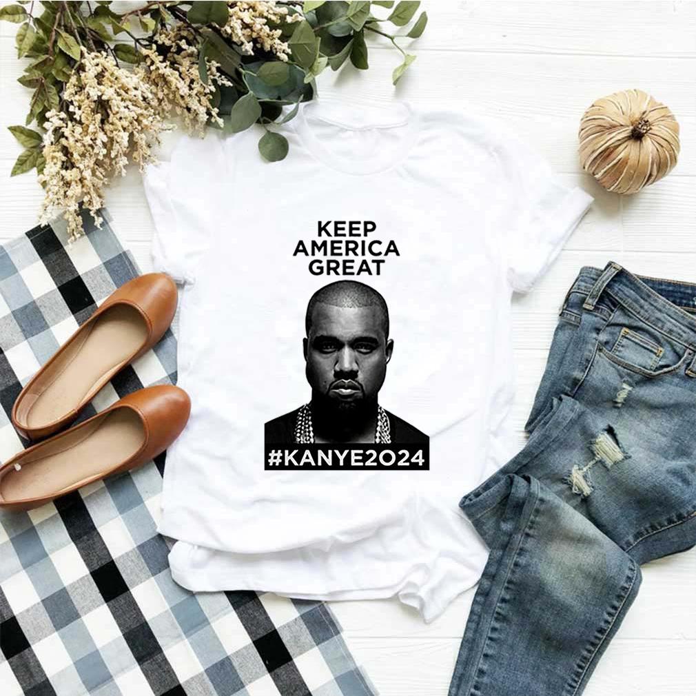 Keep America Great Kanye West 2024