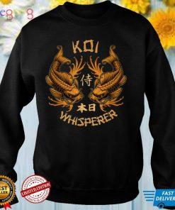 Koi Whisper Nishikigoi Carp Japanese Ornamental Fish T Shirt (2)