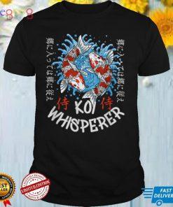 Koi Whisper Nishikigoi Carp Japanese Ornamental Fish T Shirt