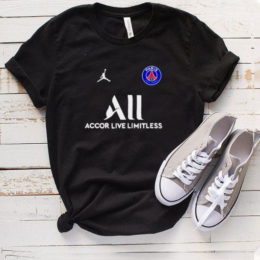 Lionel Messi Paris Saint Germain shirt