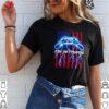 Metallica America Flag ride the freedom