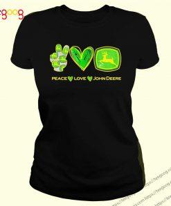 Peace love John Deere