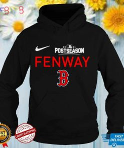2021 Fenway Boston Red Sox Postseason Shirt