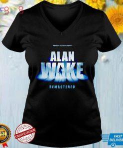 Alan Wake Remastered T shirt