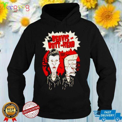 Beavis And Butthead Horror Rudey Vampire Frankenstein shirt