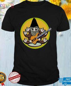 Gnome Tan Bass t shirt