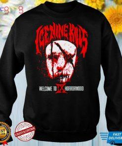 Ice Nine Kills welcome to Horrorwood IX T shirt