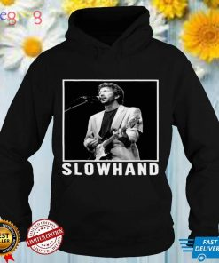 Eric Clapton Slowhand Music Legend Vintage Shirt
