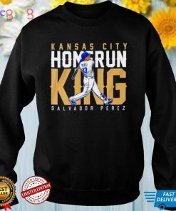 Kansas City home run King Salvador Perez shirt