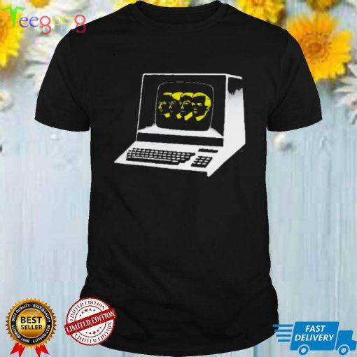 Kraftwerk Computer World Retro Shirt
