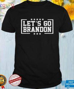 Lets Go Brandon Joe Biden Chant Impeach 46 Tee Shirt