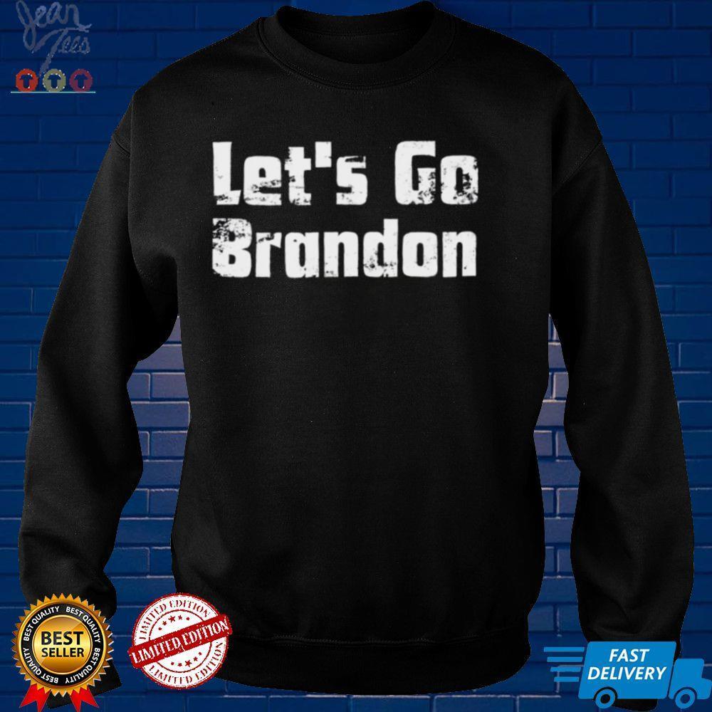 Lets Go Brandon Joe Biden Chant Impeach Shirt