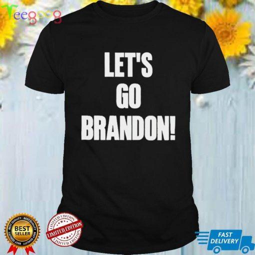 Lets go Brandon Tim Young shirt