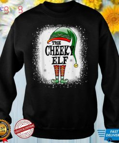 Matching Family Funny The Cheeky Elf Christmas T Shirt
