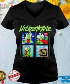 Retro Unspeak.able Merch For Men Women Kids Funny Play Gamer T Shirt
