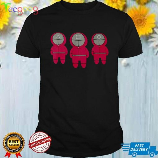 The Familiar Face In Squid Game 2021 T shirt