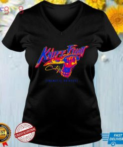 The knife fight city cinematic universe shirt