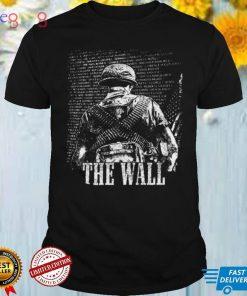 The wall shirt
