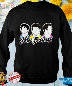 Vintage_Jonas_Cool_brothers_Gift_happiness 80s 90s T Shirt