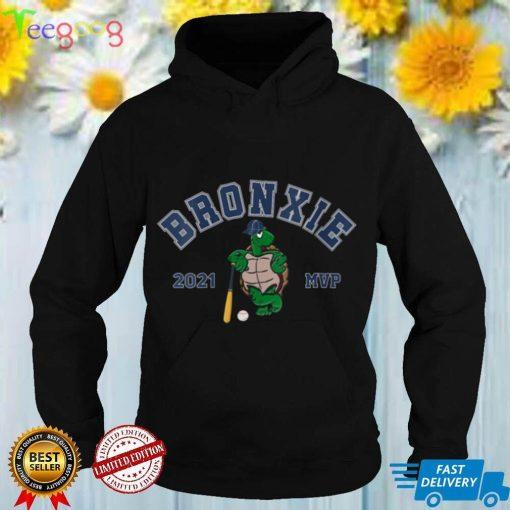 Womens Bronxie The Turtle Shirt T Shirt Men Women Boys Girls Rally V Neck T Shirt