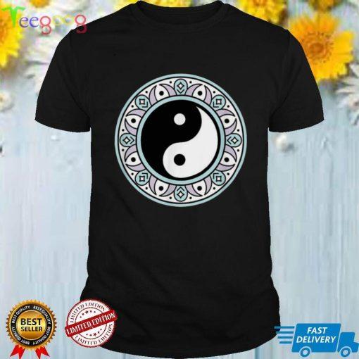 Yin Yang Mandala Qi Gong Yoga Shirt