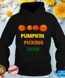 pumpkin picking crew T Shirt