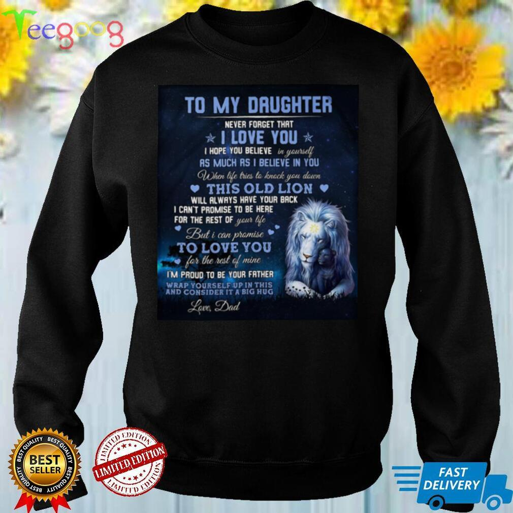 to My Daughter Gift from Dad Christmas Birthday Thanksgiving Flannel Soft Bed Blanket Shirt